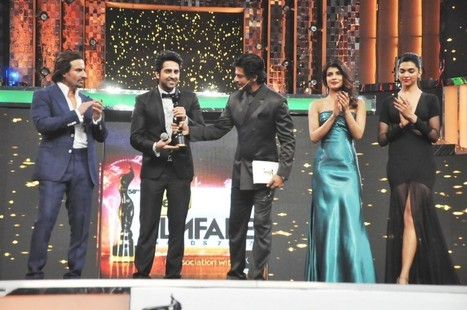 58th Idea Filmfare Awards 2012   Television News   Scoop.it