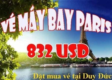 Vé máy bay Etihad Airways đi Paris | Ve may bay, Đặt mua vé máy bay tại đại lý vé máy bay Duy Đức cam kết giá rẻ nhất | Scoop.it