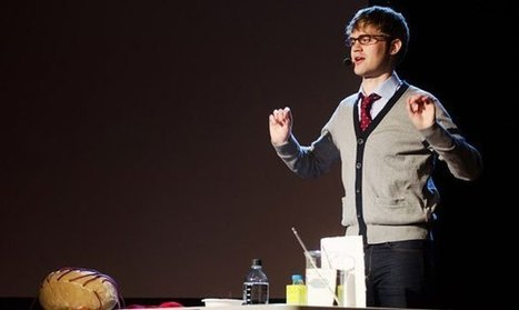 Fun, interesting science? 10 amazing online sources | TED Blog | Science Ed toolbox | Scoop.it