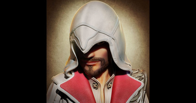 Soul Hunters - Ezio from Assassin's Creed joins the battle on the App Store