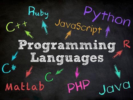 The 2015 Top Ten Programming Languages | Top-Best-Most | Scoop.it