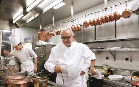 Alain Ducasse : « La France est l'école de cuisine du monde » - Valeurs Actuelles | Gastronomie Française 2.0 | Scoop.it