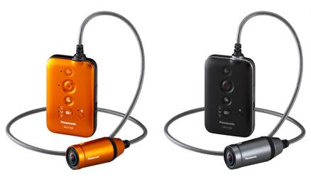 Mini-Kamera HX-A100 von Panasonic mit WiFi | Camera News | Scoop.it