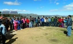 Luces para Aprender: capacitación TIC en zonas rurales del Perú   Relpe   Educacion, ecologia y TIC   Scoop.it