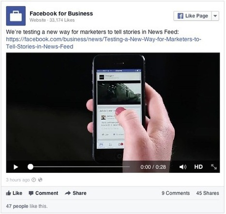 Will Social Video Ads Change TV Advertising? | screen seriality | Scoop.it