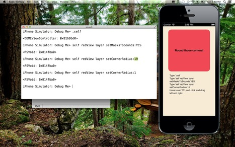 superdb: A live debugger for iOS | iPhone and iPad development | Scoop.it