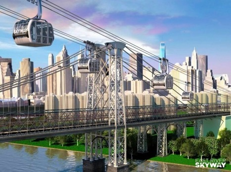 A Giant Gondola Could Replace the L Train | LibertyE Global Renaissance | Scoop.it