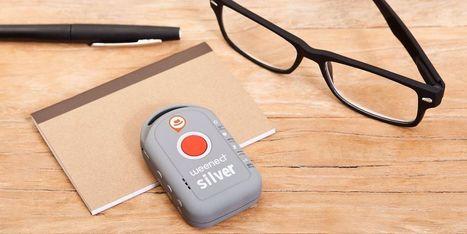 Weenect Silver, la balise GPS pour senior qui modernise la téléassistance - Web des Objets | Gadgets Connectés | Scoop.it