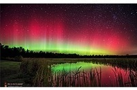 PHOTOS: Rare Northern Lights Shine for Midwest, Northeast - AccuWeather.com | Planet Earth | Scoop.it