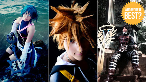 It's Not the Size of Your Keyblade, But How You Use It | Cosplay News | Scoop.it