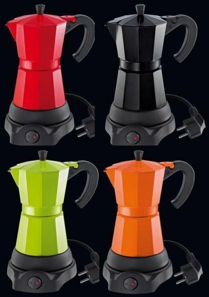 Elektrische percolator in verschillende kleuren - Jam maken | Beste citruspers | Scoop.it