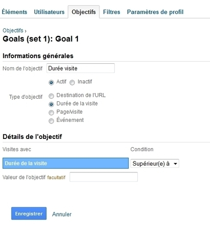 Dossier Google Analytics | Alexandra Martin | Time to Learn | Scoop.it