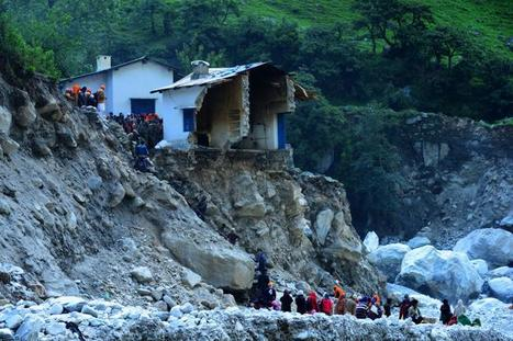 REASONS FOR THE DISASTER | UTTARAKHAND FLOODS AND LAND SLIDES | Scoop.it