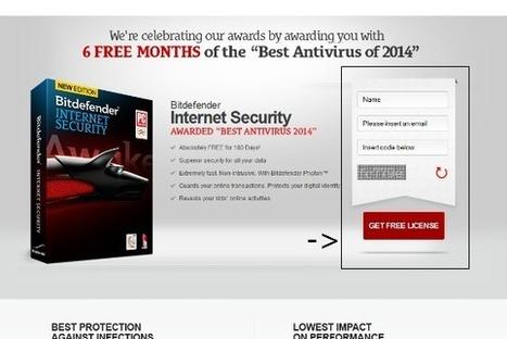 Free Bitdefender 2014 - Your Tech Security | computers | Scoop.it
