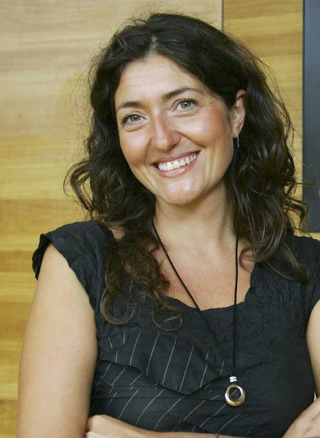 """Raphaëlle Duchemin, de RMC: """"Le micro est mon meilleur ami""""   DocPresseESJ   Scoop.it"""