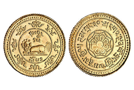 Tibetan coins achieved record prices at Spink China Auction held in Hong Kong | ARt Daily | Kiosque du monde : Asie | Scoop.it