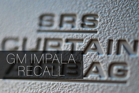 GM Recalls 308,000 Chevorlet Impalas   Product Recalls   Scoop.it
