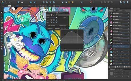 Serif releases free alternative to Adobe Illustrator | Web Design, SEO & Social Media Marketing | Scoop.it