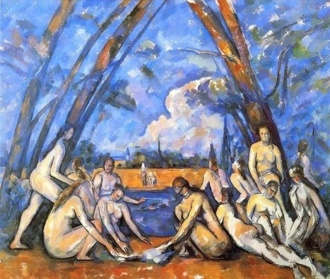 Sociales e Imagen: Paul Cézanne, pintor postimpresionista   El Arte del siglo XIX   Scoop.it