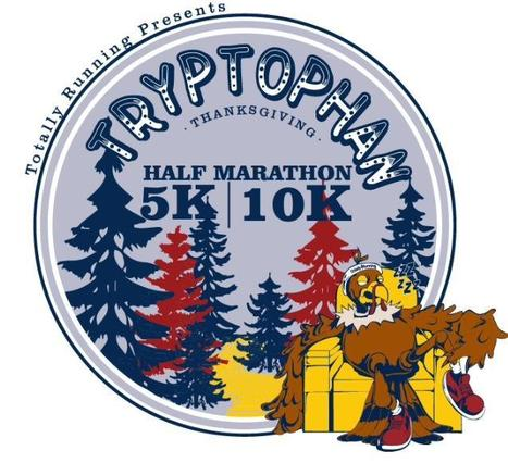 TRYPTOPHAN HALF MARATHON MOVES TO BIG CREEK GREENWAY | ALS Awareness | Scoop.it