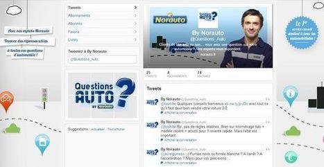 Actu automobile / Communication : Norauto s'installe sur les réseaux sociaux | Norauto | Scoop.it