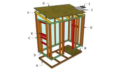 Garden Shed Plans Free | Free Garden Plans - Ho...