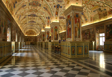 EMC s'invite aux archives du Vatican | Silicon | Clic France | Scoop.it