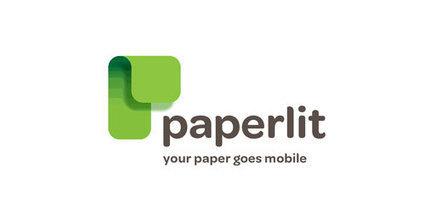 Paperlit. | Logo | Scoop.it