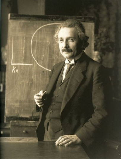 Listen as Albert Einstein Reads 'The Common Language of Science' (1941) | Educational Learning | Scoop.it