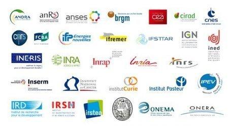 Observatoire 2014 de l'usage des réseaux sociaux par les organismes de recherche - Sircome | Social networks for Research | Scoop.it
