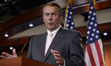 John Boehner sues Barack Obama for breaching constitutional rights | U.S. Government | Scoop.it