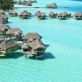 Le top 13 des plus beaux bungalows sur pilotis ! - RTL.be | Habiter le fleuve | Scoop.it