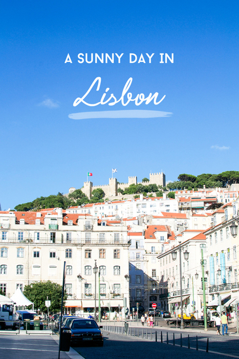 Happy Interior Blog: From Place To Space: Lisbon, Portugal | Interior Design & Decoration | Scoop.it