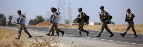 """Ultimatum dell'Iraq alla Turchia: """"Allertata l'aviazione""""   La Grande Guerra (la III^)   Scoop.it"""