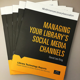 Managing your Library's Social Media Channels | David Lee King | Professional development of Librarians | Scoop.it