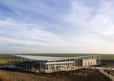 Stonehenge Visitor Centre by Denton Corker Marshall opens tomorrow | Architecture and Architectural Jobs | Scoop.it