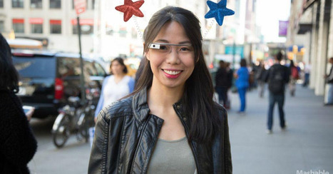 10 Accessories to Make Google Glass Look Even Dorkier | Innovative Technology | Scoop.it