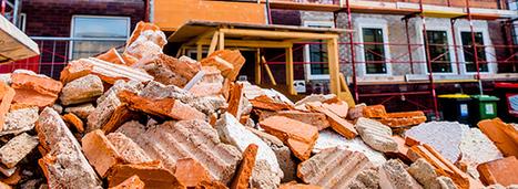 Déchets du bâtiment : un décret révise à la baisse l'obligation de reprise des distributeurs | Déchets & Assainissement | Scoop.it