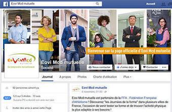 Eovi Mcd mutuelle s'installe sur les réseaux sociaux | E-assurances | Scoop.it