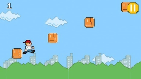 Jumpy Joe - Android Apps on Google Play | dinzylabs | Scoop.it