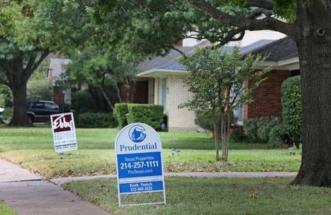 Dallas-area home prices jump 17 percent from the bottom in 2009 | dallas home news | Scoop.it