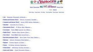 Yahoo! fermera son répertoire historique au 31 décembre   Seniors   Scoop.it