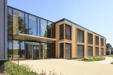 Le bureau le plus écologique au monde se trouve aux Pays-Bas | Veille positive de l'actualité durable et de la nouvelle consommation | Scoop.it