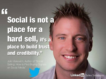 Social Selling Gaffes And Blunders - Part 1 - NexLevel Sales | Social selling | Scoop.it