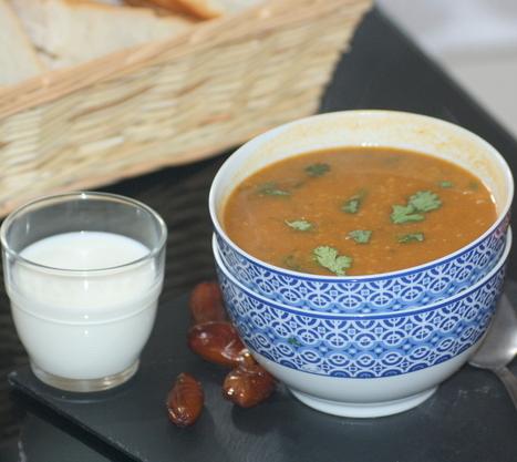 Harira/Cuisine algérienne | la cuisine de mes racines | Scoop.it