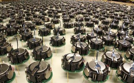 1.000 robots s'organisent comme des insectes | The Blog's Revue by OlivierSC | Scoop.it