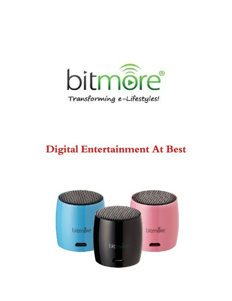 Digital Entertainment At Best | edocr | Electronic Gadgets | Scoop.it