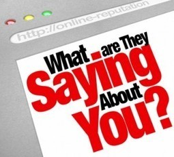 What Does Your Online Image Say About You? | Pedagogia Infomacional | Scoop.it