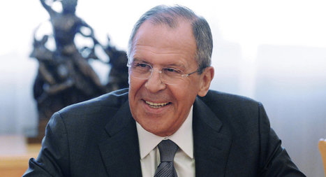 5 Reasons Why Russian Foreign Minister Sergei Lavrov is Your Bro | Saif al Islam | Scoop.it