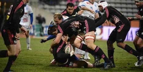 Rugby - Top 14 - 16e j. : Paris, maître de Charléty - L'Equipe.fr | Virage des Dieux | Scoop.it